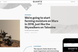FT: Atlantic Media myymässä uutissivusto Quartzin (300 x 200)