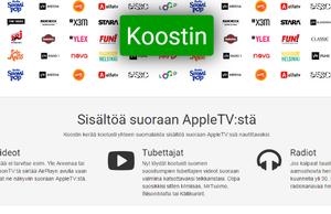 Mediasisällöt kokoava suomalaissovellus syntyi harrastuksena - mukana Yle Areena, Basso, NRJ... (300 x 194)