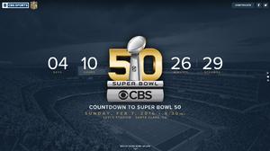 CBS uudisti logonsa juuri ennen Super Bowlia -