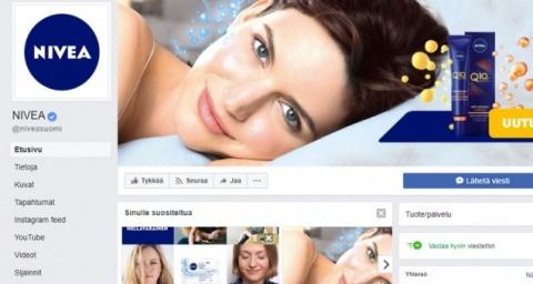 Nivean #silosääret-päivitys aiheutti Facebook-myrskyn -
