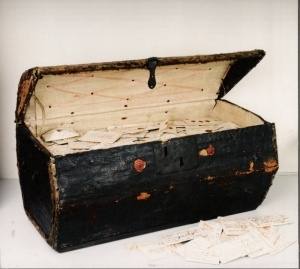 """""""Älä mene Pariisin kautta!"""" – Historioitsijat avasivat arkullisen yli 300 vuotta vanhoja kirjeitä (800 x 718)"""