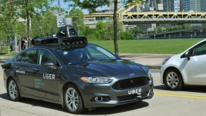 Uberin robottiautot eivät vielä pärjää yksin - ihmisen tartuttava rattiin 1,3 km välein (800 x 450)