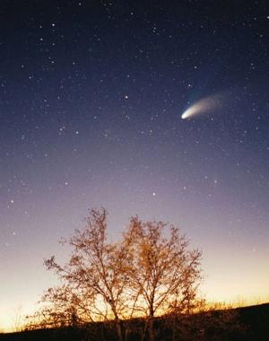 Tutkijat: noin 20 tähteä voisi tökätä komeetan kohti Maata – miljoonan vuoden kuluessa (800 x 1014)