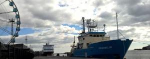 Tämä laiva etsii miinat merikaapelin reitiltä (800 x 317)