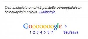 Pian ei onnistu Googlen kätkemien katselu lainkaan (800 x 361)
