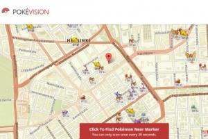 Pokémon-metsästyksestä tuli liian helppoa? – nettisivusto paljastaa taskuhirviöiden tarkat sijainnit (800 x 534)