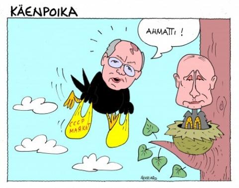 Perestroikan varikset 13.2.15