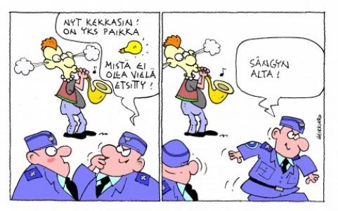 Poliisipäällikön taruba 22.4.16