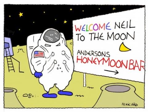 Armstrong kuussa 27.1.17